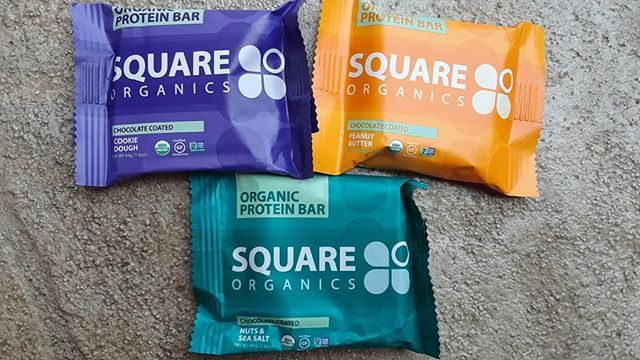 I've found a new favorite!  @squarebars were on sale at Sprouts so I grabbed a few.  Chocolate Covered Peanut Butter was a 10/10 but I still have to try Chocolate Covered Cookie Dough and Nuts & Sea Salt!  If you're looking for something clean and tasty these are one of the better tasting bars on the market, more info coming soon.  Team Grassfed's own  @abbyjoyholliday and her Husband be receiving some of these in their #GrassfedPack this week, follow her to see what she thinks!  #GrassfedApproved #Yum #EatRealFood #Grassfed #SquareBars #HealthBar #SquareOrganics #Tasty #CleanFood #Chocolate #PeanutButterChocolate #ChocolateCovered #PB