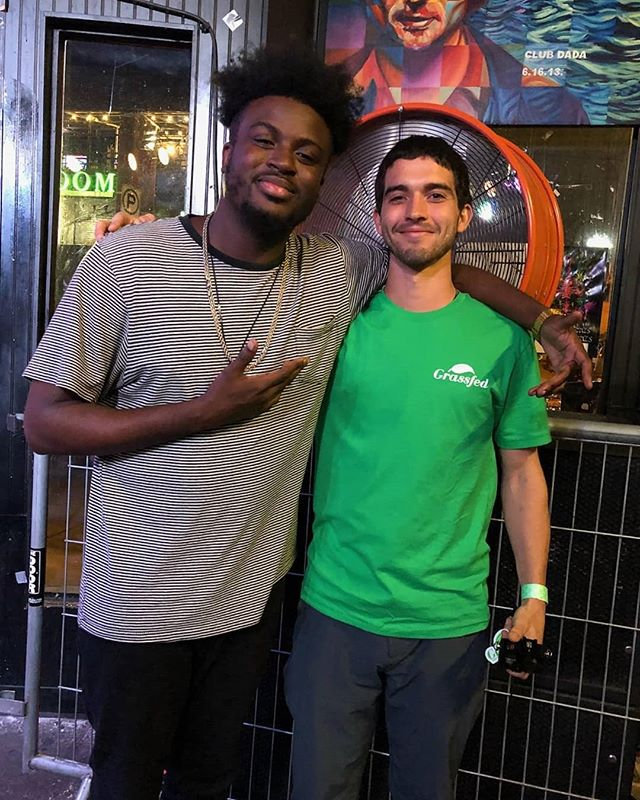 #ApologiesInAdvanceTour  @ClubDadaDFW - Dallas, Texas  Full set and individual sets are being posted on GrassfedTV and at WeAreGrassfed.com as you read this, subscribe for updates!  @sylvanlacue, @wiseupco @michaelchristmas, @sorrykhary, @supersmashbroz, @mikemelinoe @_vintagelee @flizoshi & @nomanomzz killed it!  #DallasTXEvents #Dallas #Texas #LiveMusicDallas #DallasTX #Concert #LiveMusic #Music #Venue #SylvanLacue #Khary #MichaelChristmas #WiseUp #Grassfed #TeamGrassfed #HolisticMedia #GrassfedTV