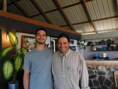 Santiago and Klayton Dining Room Farm